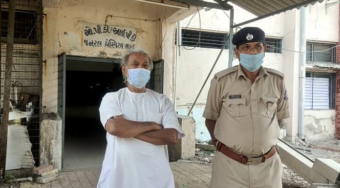 76 Year Old Man Was Caught Red-Handed in Bharuch-suratheadlines