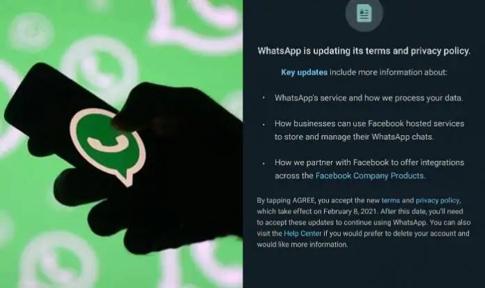 New Privacy Policy of WhatsApp-suratheadlines