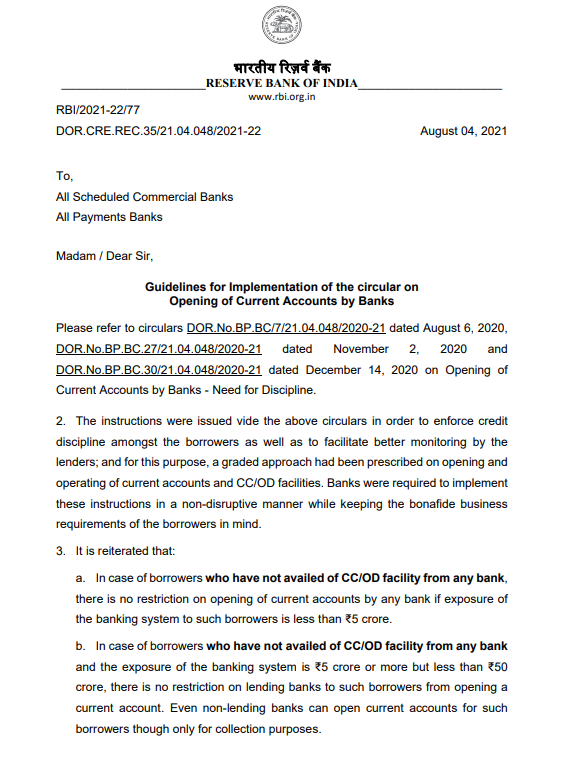Reserve Bank of India Issued Important Guidelines-suratheadlines