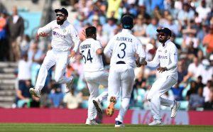 After 50 Years Team India Register First Win at Oval-suratheadlines