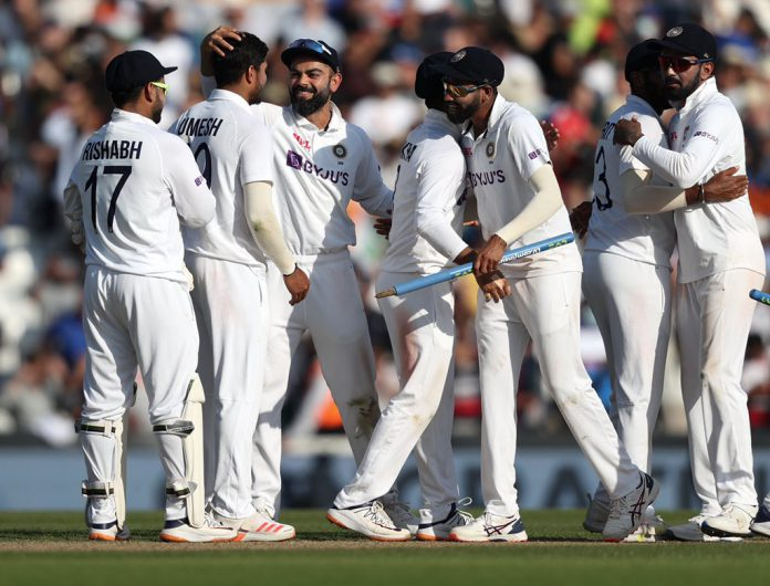 After 50 Years Team India Register First Win at The Oval-suratheadlines